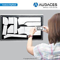 Audaces DigiFlash - Komplett mit Board - Benutzerlizenz - 1 - AUDACES DigiFlash