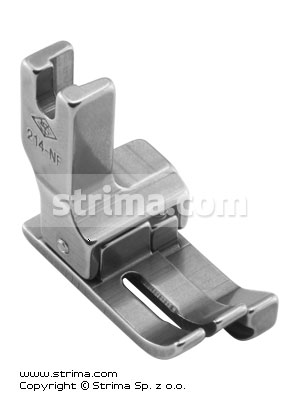 Compensating Nadel feed foot, right, 6.4mm
