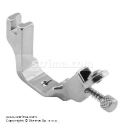 1//8 Industrien/ähmaschinen Hemming Fu/ß 3,2 mm