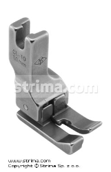 Compensating foot 1.0mm, left - CL10 1,0MM