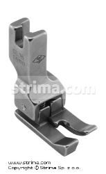 Compensating foot 1.5mm, left - CL15 1,5MM