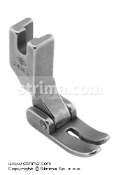 Standard foot for lockstitch machine