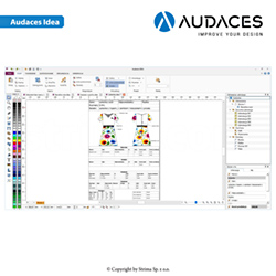 Audaces Idea - Benutzerlizenz - AUDACES Idea