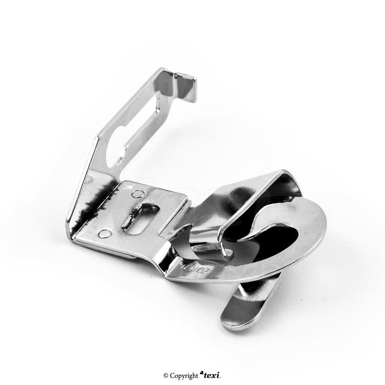 16mm Texi Nähmaschinen Säumer Fuß 5//8