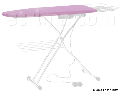 Cover for Texi Champion ironing table