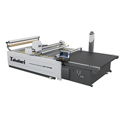 Automatic cutting machine, working space 200 x 200 cm - TAKATORI TAC-208TBR