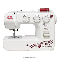 Multifunctional sewing machine, 19 programs