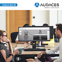 Audaces Idea 4D - Benutzerlizenz - AUDACES IDEA 4D