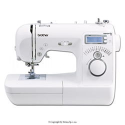 Computerized sewing machine, 16 programs
